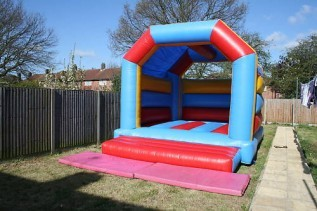 Mobile Disco & bouncy castle Hire